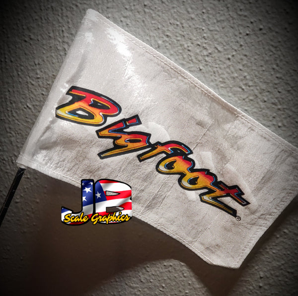 BIGFOOT 4X4, INC Flag