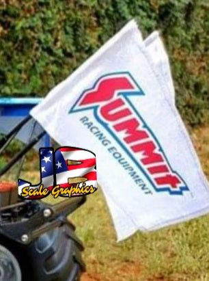 BIGFOOT 4X4, INC Summit Racing Flag