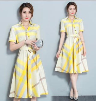 Figure-showing dress in 2019 - onekfashion