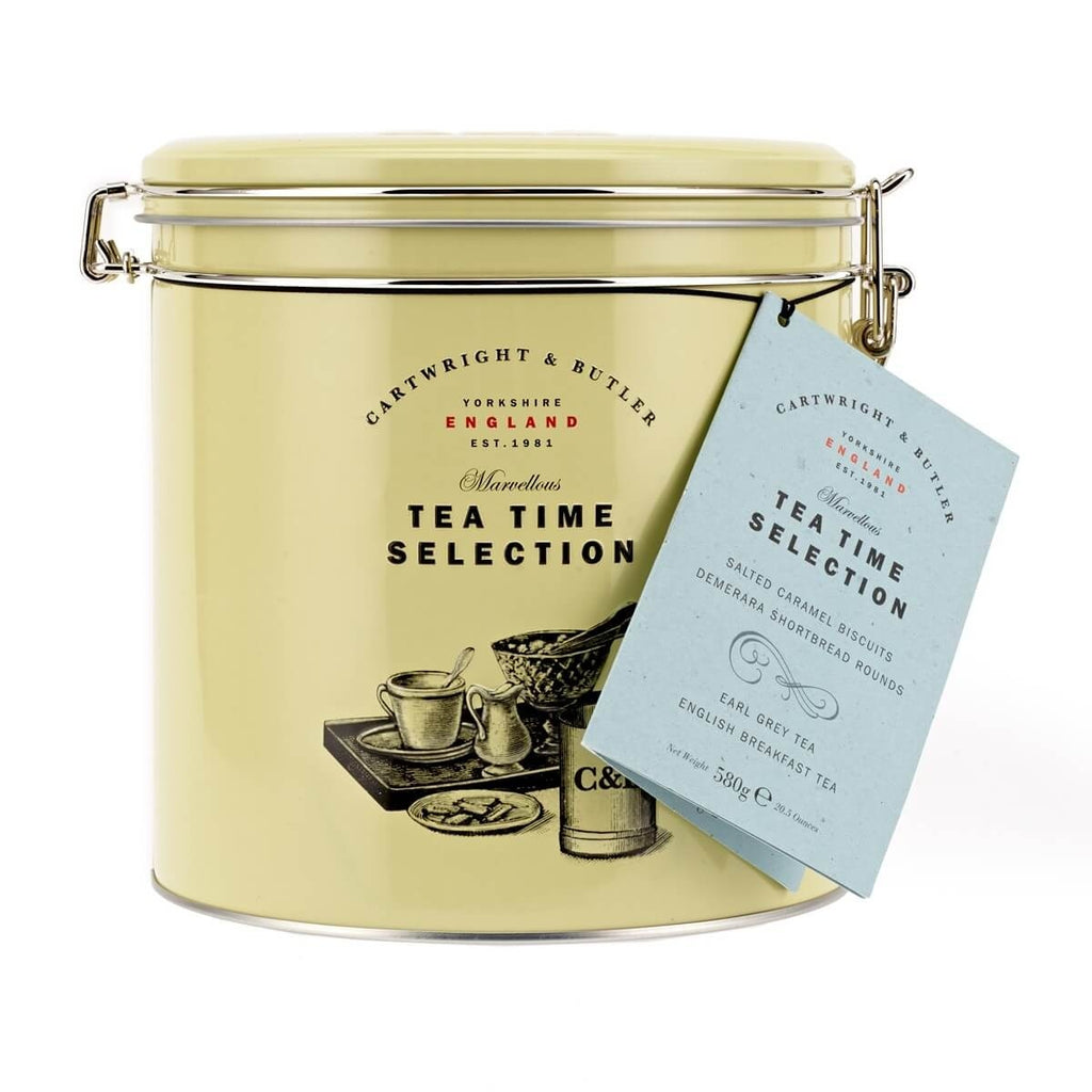 Teatime Selection - Delicatessen