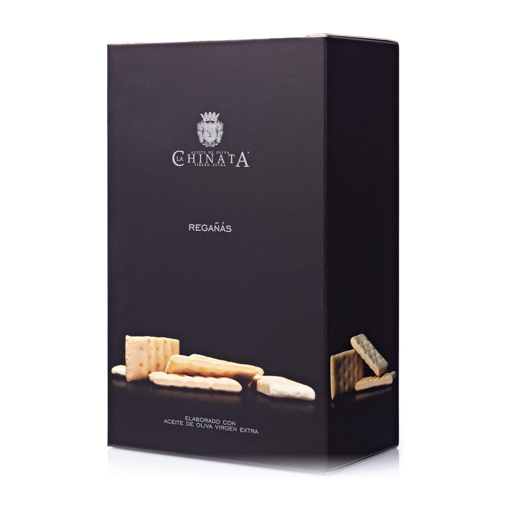 Crackers pentru aperitive Reganas - Delicatessen