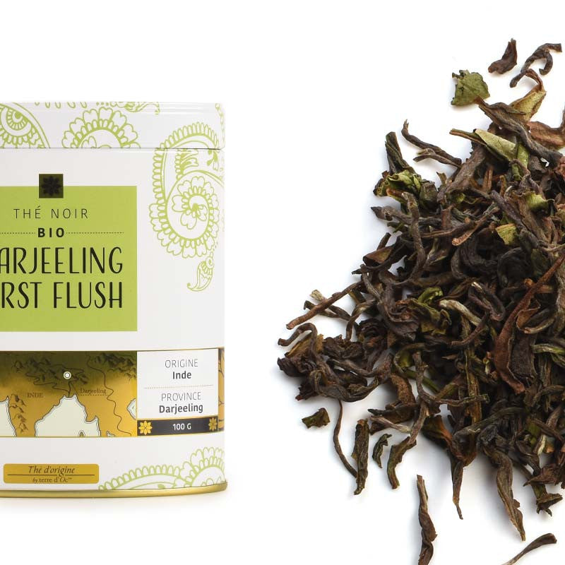 Darjeeling First Flush organic
