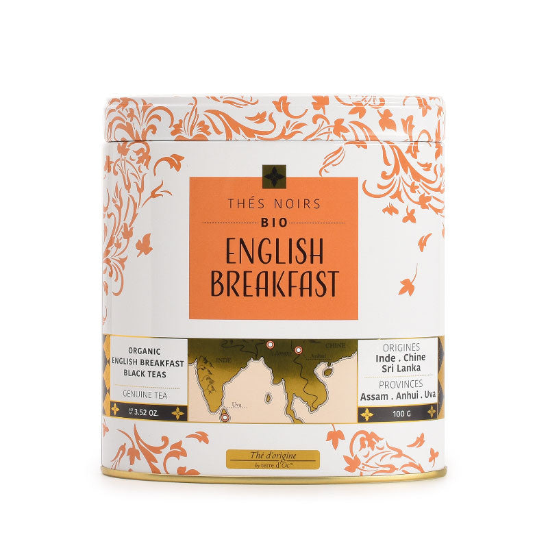 Ceai negru organic English Breakfast