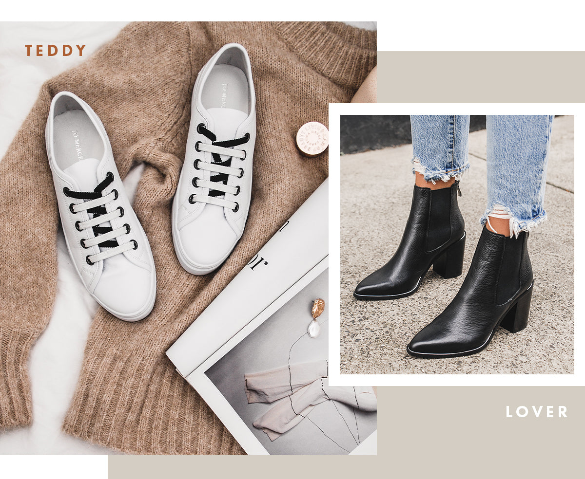 Teddy Sneakers Lover Boots