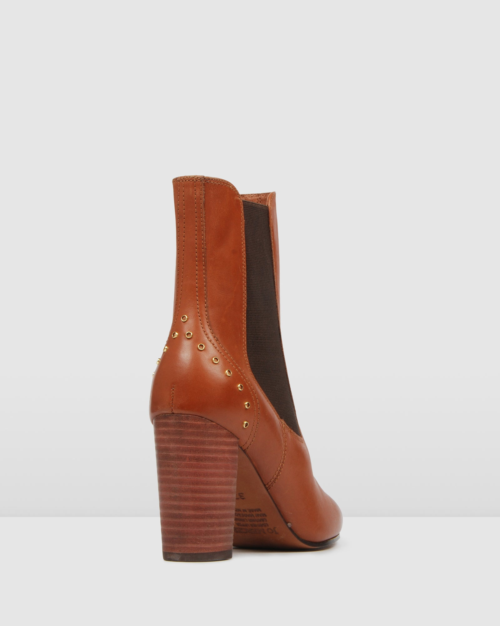 BALTIC ANKLE BOOT TAN LEATHER