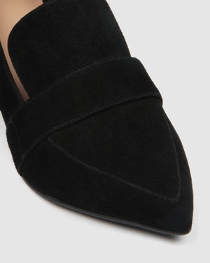 CELESTE LOW HEEL LOAFERS