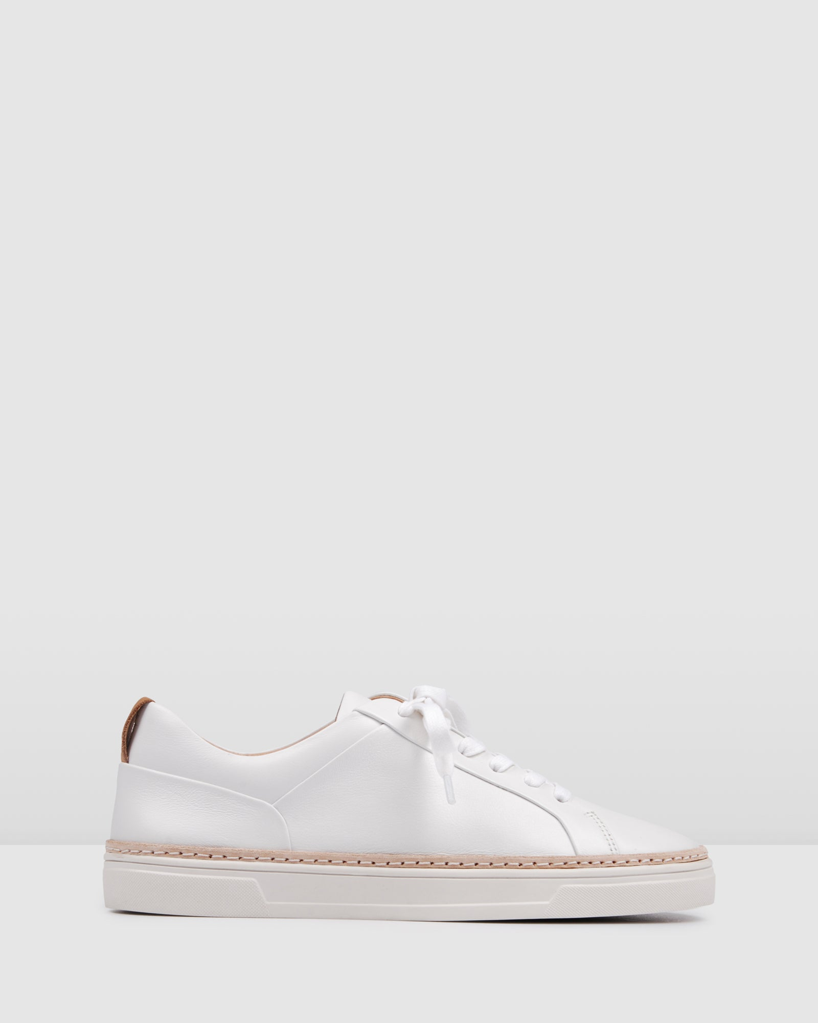 FAWKNER SNEAKERS WHITE LEATHER