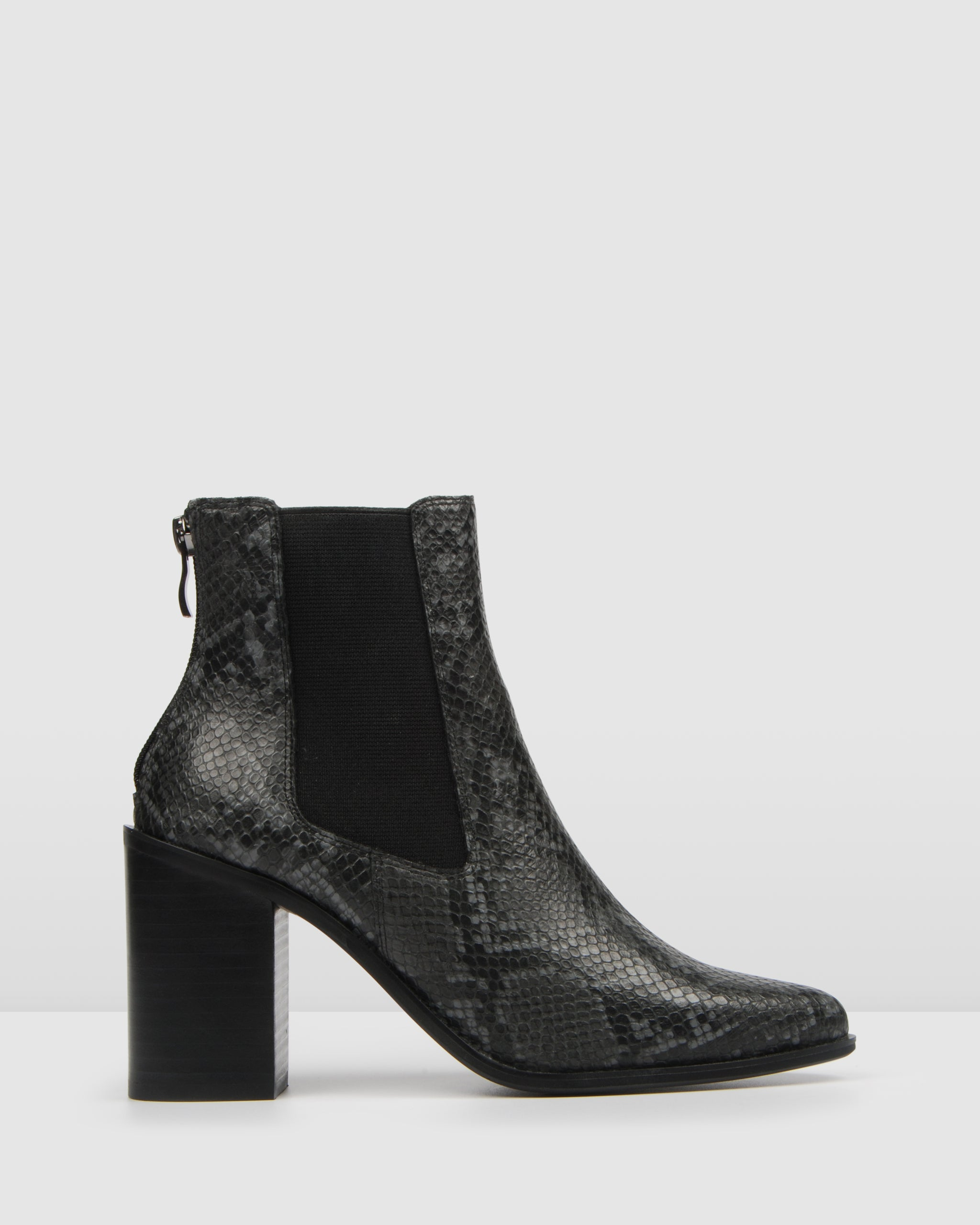 c65a387ff9 Lover High Ankle Boots Snake. $259.95. Add ...