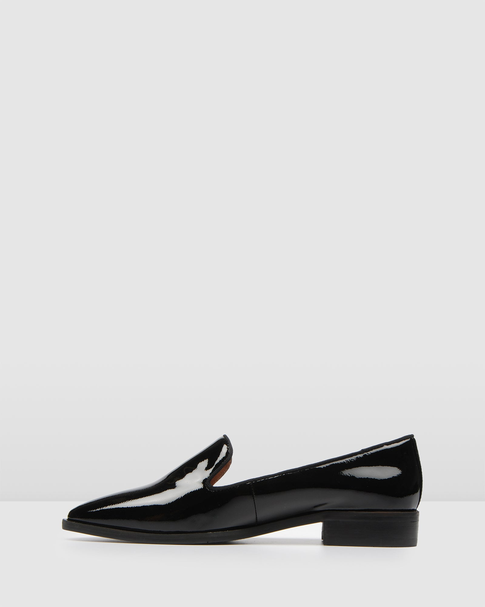 NODY LOAFERS BLACK PATENT