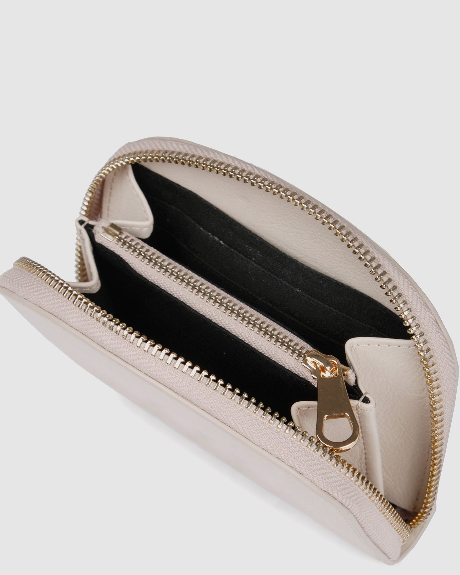 NORA WALLET BONE LEATHER