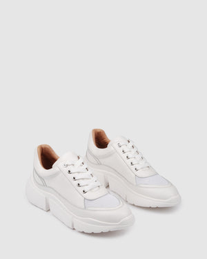 OLLY SNEAKERS WHITE