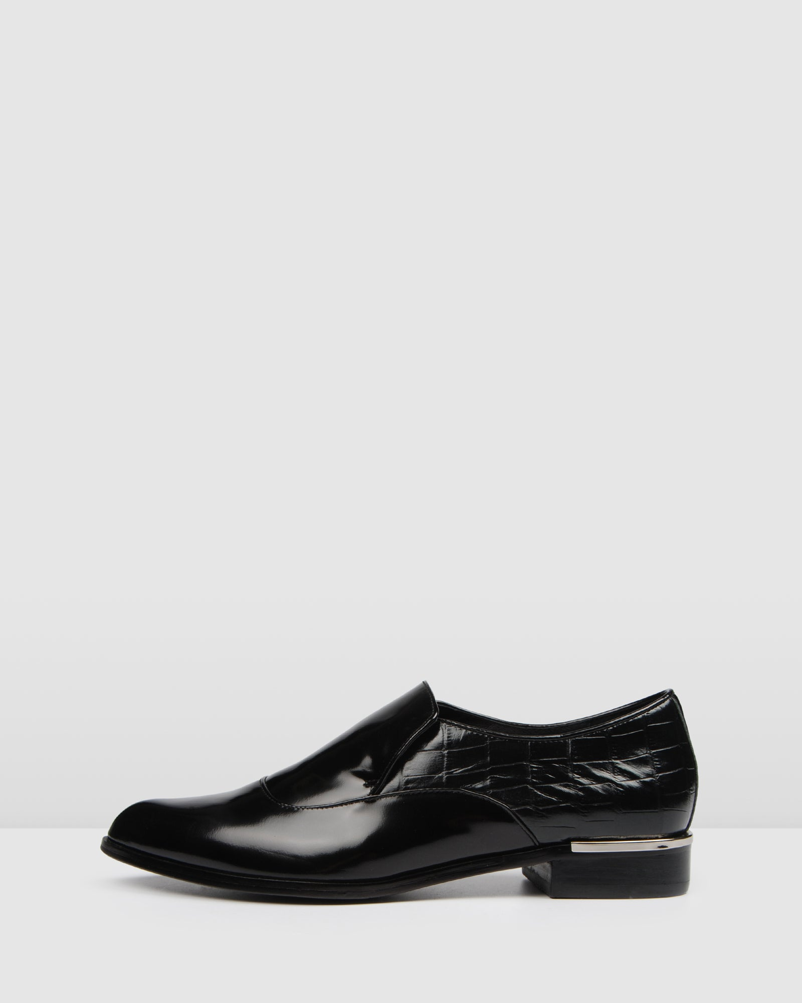 OUTPOST LOAFERS BLACK MULTI
