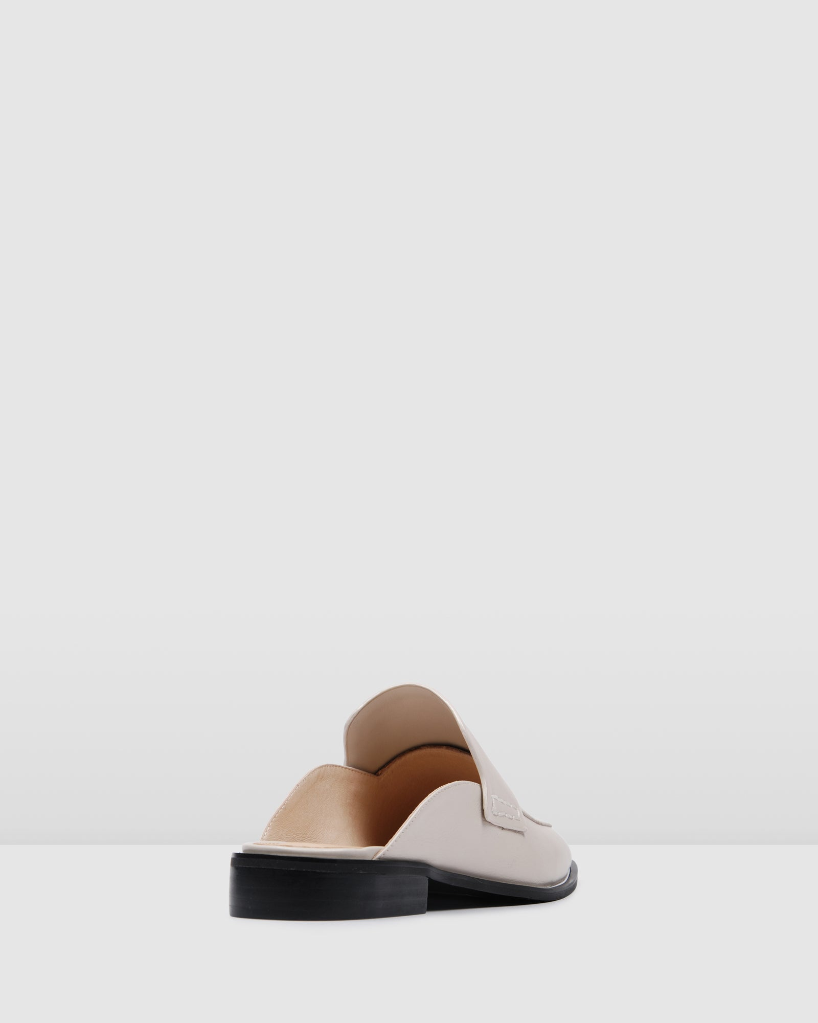 PORTER LOAFERS BONE LEATHER