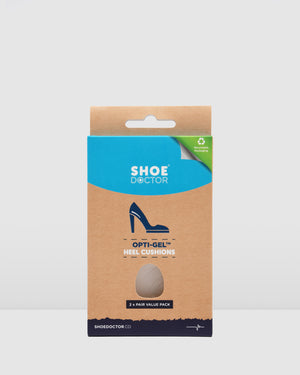 SHOE DOCTOR OPTI GEL HEEL CUSHIONS