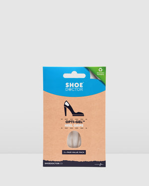 SHOE DOCTOR OPTI GEL HEEL GRIPS
