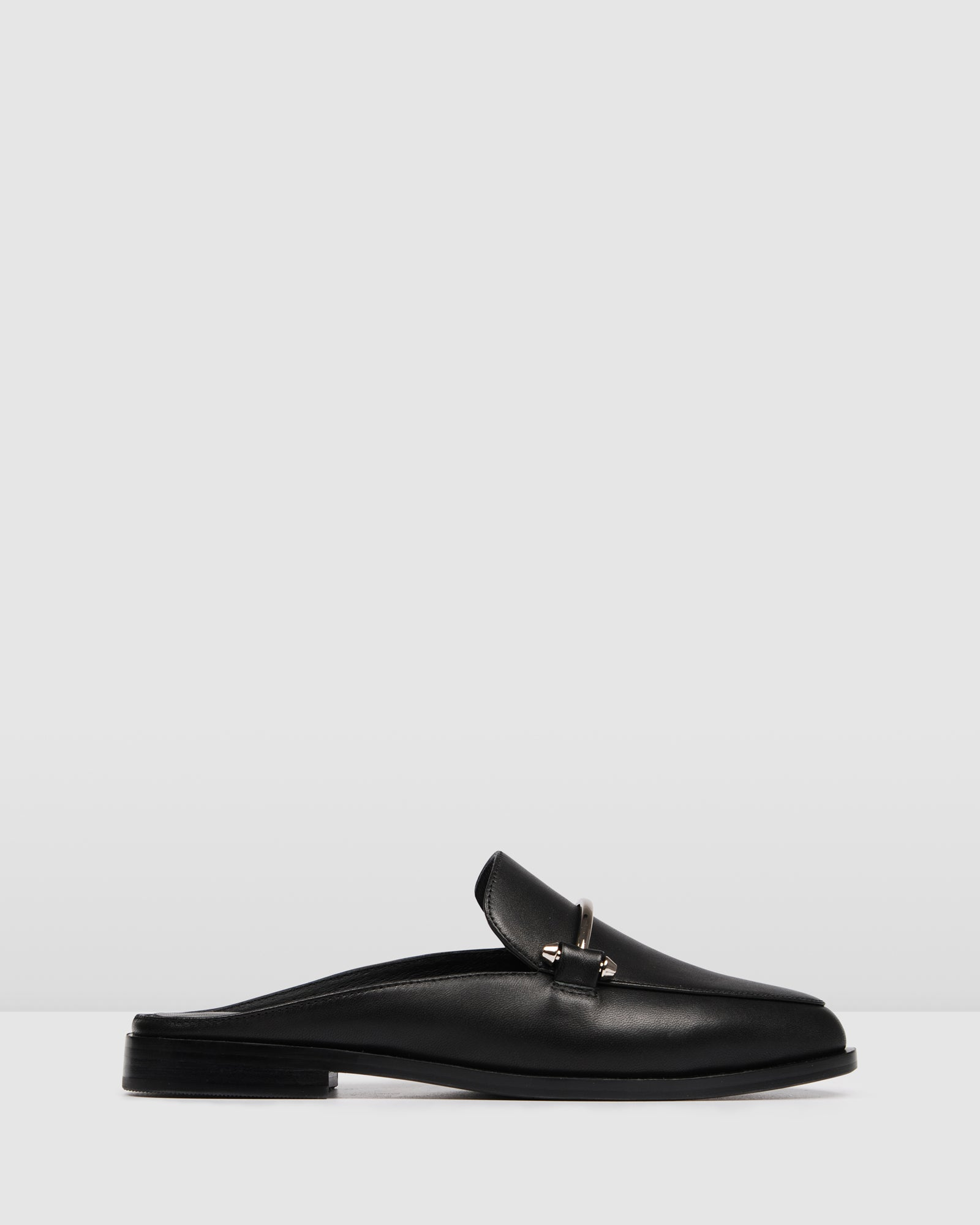 WEBSTER LOAFERS BLACK LEATHER