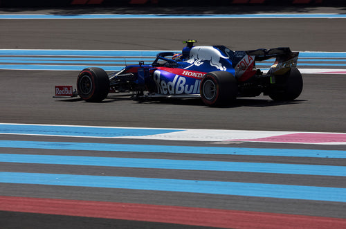 Alex Albon, Toro Rosso-Honda, French GP 2019