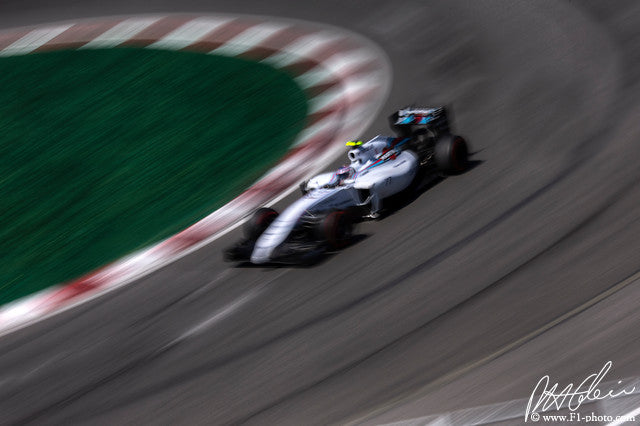 Valtteri Bottas, Williams-Mercedes, Canadian GP 2014 (2)