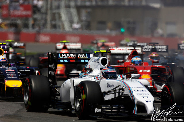 Valtteri Bottas, Williams-Mercedes, Canadian GP 2014 (3)