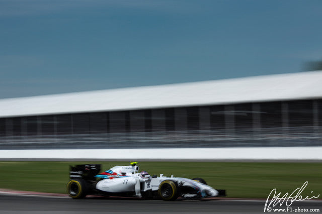 Valtteri Bottas, Williams-Mercedes, Canadian GP 2014 (4)