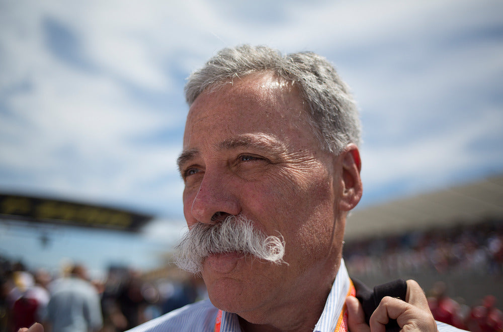 Chase Carey, French GP 2019
