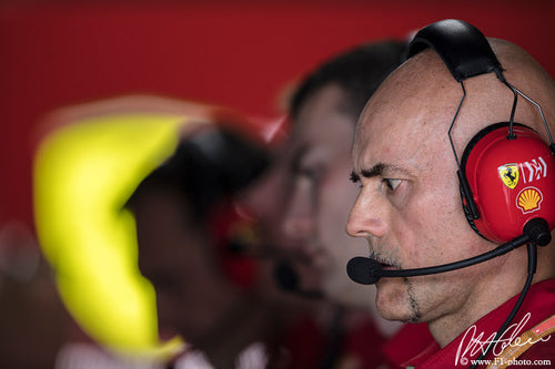 Ferrari Engineer, Japanese GP 2019