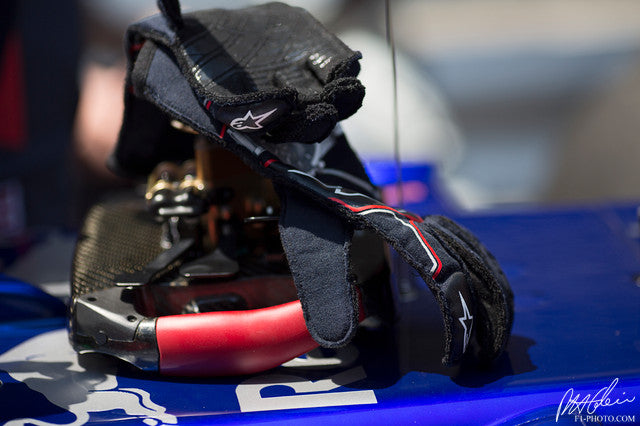 Gloves, Monaco GP 2017