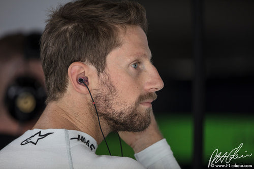 Romain Grosjean, Haas-Ferrari, Japanese GP 2019