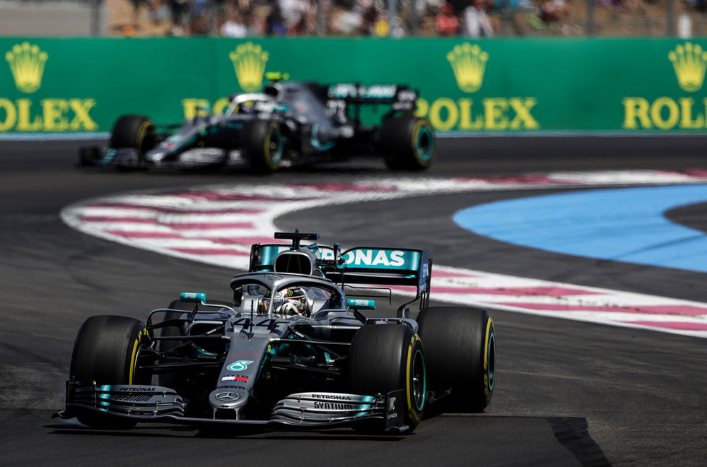 Lewis Hamilton, Mercedes GP, Valtteri Bottas, Mercedes GP, French GP 2019