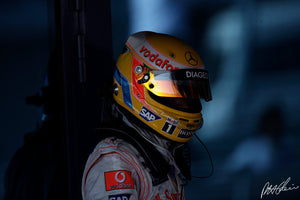 Lewis Hamilton 2009 Turkey