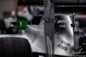 Lewis Hamilton, Mercedes GP, Canadian GP 2014 (5)
