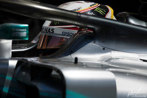 Lewis Hamilton, Mercedes GP, French GP 2018 (1)