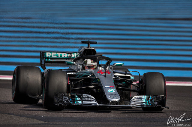Lewis Hamilton, Mercedes GP, French GP 2018 (2)