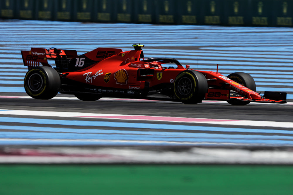 Charles Leclerc, Ferrari, French GP 2019 (7)
