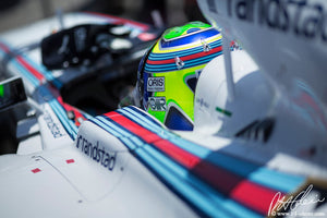 Felipe Massa, Williams-Mercedes, Canadian GP 2014 (5)
