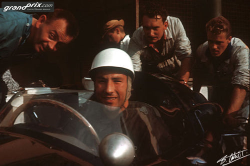 Stirling Moss 1959 England