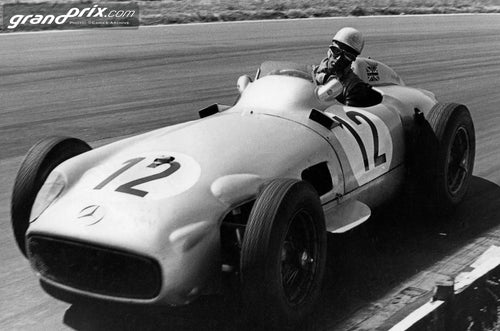 Stirling Moss 1955 England