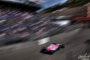 Esteban Ocon, Force India-Mercedes, Monaco GP 2018 (2)