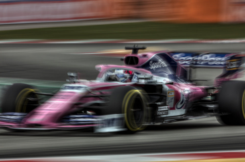 Sergio Perez, Racing Point-Mercedes, Spanish GP 2019
