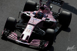 Sergio Perez, Force India-Mercedes, Monaco GP 2017 (1)