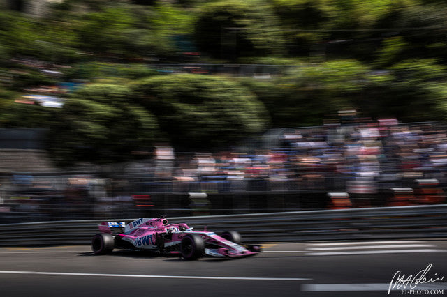 Sergio Perez, Force India-Mercedes, Monaco GP 2018 (1)