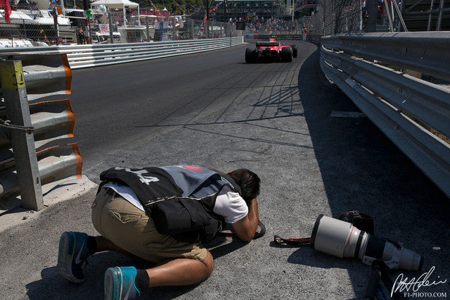 Photographer, Monaco GP 2017