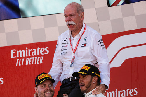 Podium, Spanish GP 2019