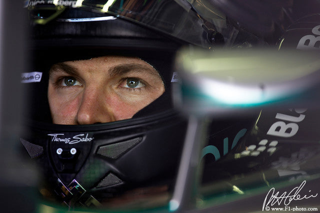 Nico Rosberg, Mercedes GP, Canadian GP 2014 (1)