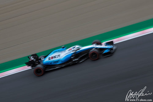 George Russell, Williams-Mercedes, Japanese GP 2019 (3)