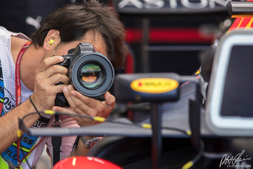Photographeri, Monaco GP 2018