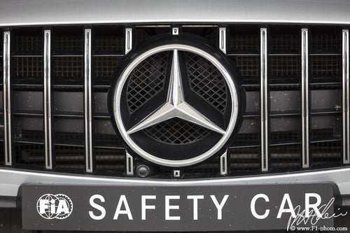 Safety car, Mercedes, Japanese GP 2019