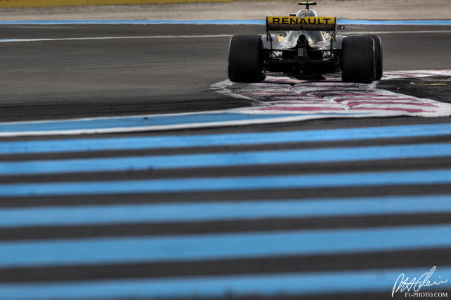 Carlos Sainz, Renault, French GP 2018