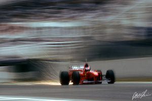 Michael Schumacher 1997 Spain