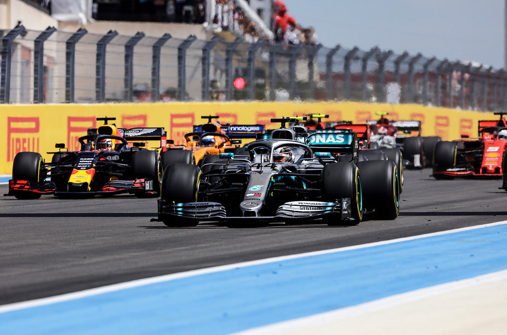 Start, French GP 2019 (1)